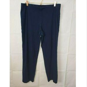 Pure Jill Indigo Slim Leg Jegging Jeans